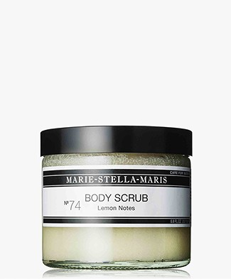 Marie-Stella-Maris Body Scrub - No.74 Lemon Notes
