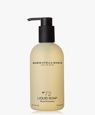 Marie-Stella-Maris Liquid Soap - No.72 Rose Promesse