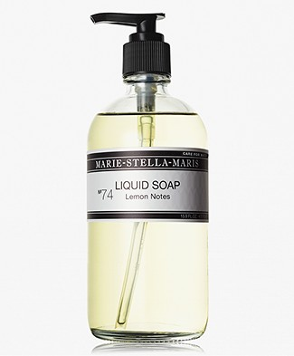 Marie-Stella-Maris Liquid Soap - No.74 Lemon Notes