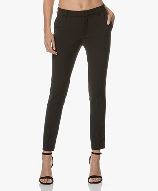 BY-BAR Emma Viscose Blend Pants - Black