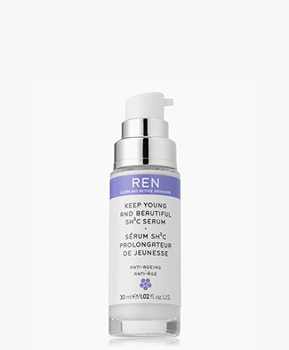REN Clean Skincare Firming and Smoothing Serum - Keep Young and Beautiful
