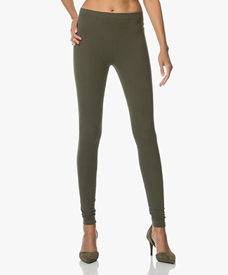 Josephine & Co Anglina Leggings - Army Green