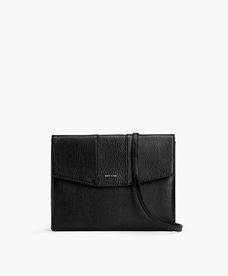 Matt & Nat Eeha Dwell Cross-Body Tas - Zwart