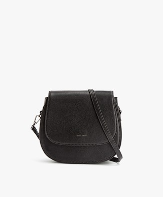 Matt & Nat Rubicon Saddle Bag - Black