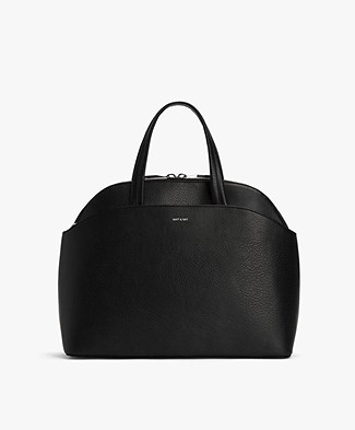 Matt & Nat Ville Dwell Satchel - Black