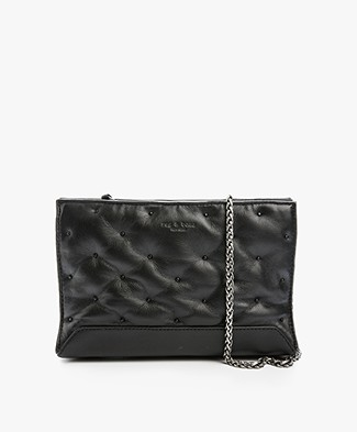 Rag & Bone Mini Compass Bag - Black Studs