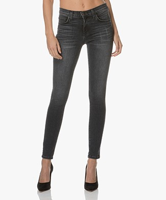 Current/Elliot The High Waist Skinny Jeans - Mezcal
