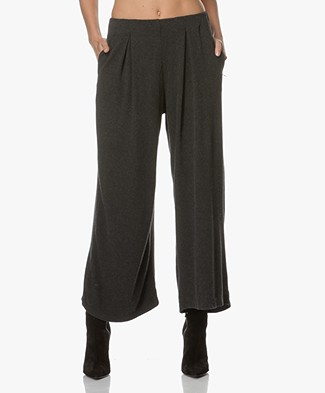 Friday's Project Jersey Wide Pants - Lead Grey