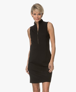 Drykorn Sasha Sleeveless Dress - Black