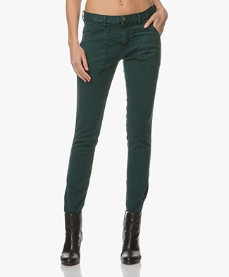 Ba&sh Girlfriend Jeans Sally - Sapin