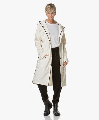 Majem 2-in-1 Rain Coat - Off-white