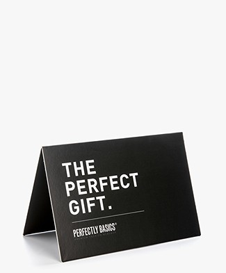 The Perfect Giftcard - 25 euro