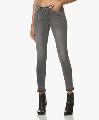 BOSS Orange J10 Atlanta Skinny Jeans - Medium Grey