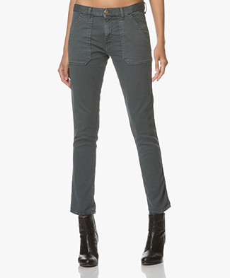 Ba&sh Girlfriend Jeans Sally - Orage
