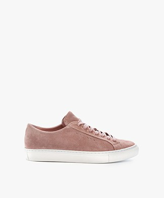 Filippa K Kate Sneakers in Suede - Rose