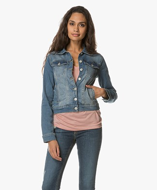Josephine & Co Amelia Denim Jacket - Jeans Blue