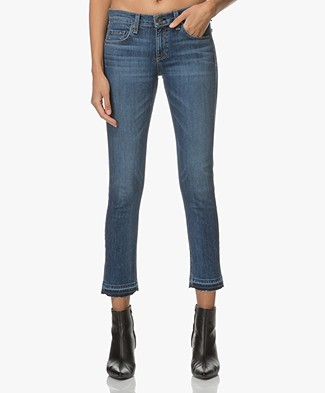 Rag & Bone Dre Capri Jeans - Livingston