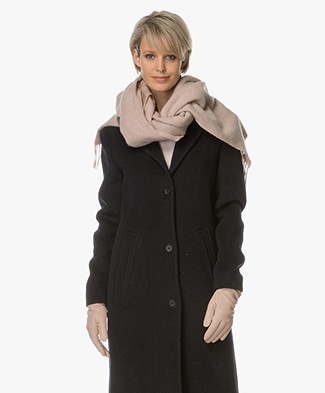 Filippa K Two-Tone Sjaal - Tearose