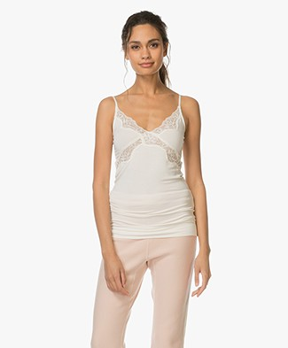 By Malene Birger Newasikio Top - Soft White