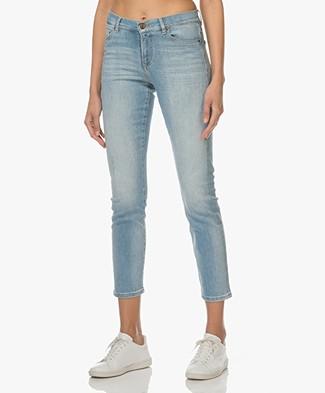 BOSS J21 Roseville Slim-fit Jeans - Bright Blue