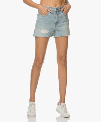 Rag & Bone / Jean Justine Denim Shorts - Duffs