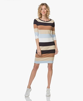 Josephine & Co Lidian Knit Dress - Multi-color