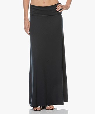 Josephine & Co Leora Jersey Skirt - Navy