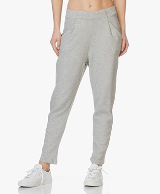 Friday's Project Sweat Pants - Lichtgrijs Mêlee