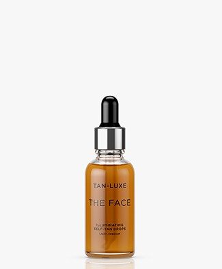 TAN-LUXE The Face Self-Tan Drops -  Light/Medium 30ml