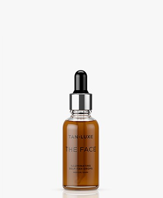 TAN-LUXE The Face Self-Tan Drops - Medium/Dark 30ml