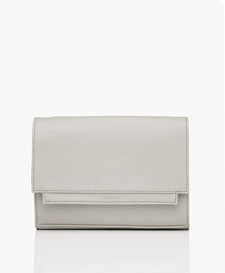 Matt & Nat Silvi Dwell Cross-body Bag/Clutch - Cement