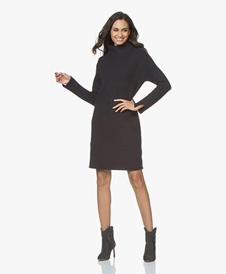 Josephine & Co Juliana Knitted Dress - Navy