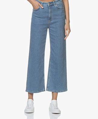 Filippa K FK JEANS Laurie Washed Jeans - Mid Blue