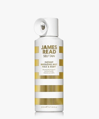 James Read Tan Instant Bronzing Mist Face & Body