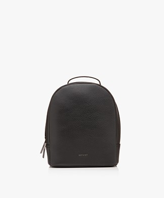 Matt & Nat Olly Dwell Compact Backpack - Black