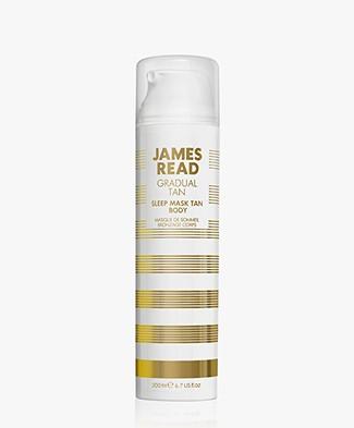 James Read Tan Sleep Mask Tan Body