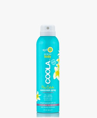 COOLA Travel Continuous Spray SPF 30 100ml - Pina Colada