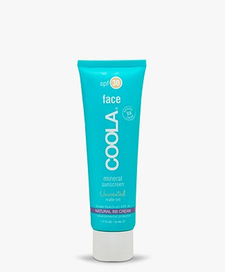 COOLA Face Sunscreen Matte Tint SPF 30 - Beige