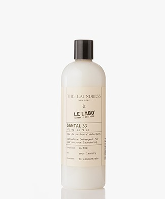 The Laundress Le Labo Santal 33 Detergent - 475ml
