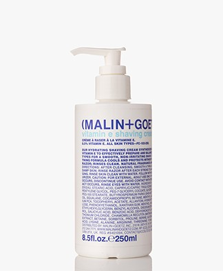 MALIN+GOETZ Vitamin E Shaving Cream Large