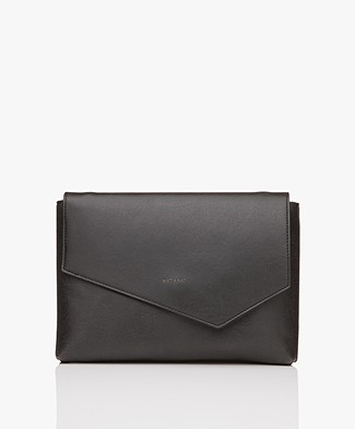 Matt & Nat Riya Vintage Clutch/Shoulder Bag - Black