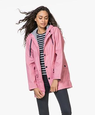 Petit Bateau Iconic Raincoat - Pink