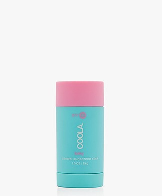 COOLA Mineral Baby SPF 50 Oranic Sunscreen Stick - Unscented