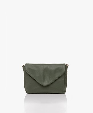 BY-BAR Festival Cross-body Bag - Dark Green