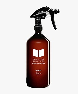 Zenology Ambiance Trigger Spray Libri by Mendo - Libri 1000ml