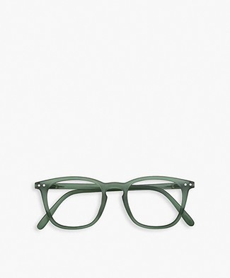 IZIPIZI READING #E Limited Edition Leesbril - Green Moss