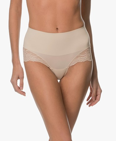 Spanx Shapewear - SPANX® Undie-tectable Lace Hi-Hipster - Soft Nude