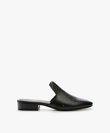 Rag & Bone Leather Luis Mules visit cheap price outlet latest collections clearance great deals 100% guaranteed online discount shop b0hgfko