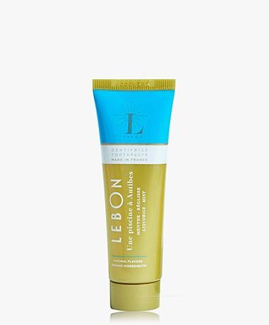 Lebon une Piscine A Antibes Tandpasta 25ml - Zoethout/Munt