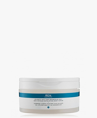 REN Clean Skincare Atlantic Kelp and Magnesium Body Scrub - 150 ml
